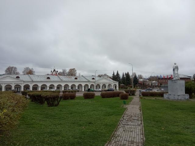 Экскурсия в Галич из Костромы