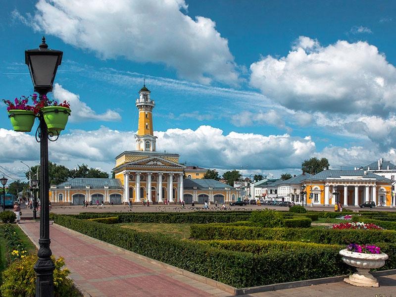 Экскурсии Кострома